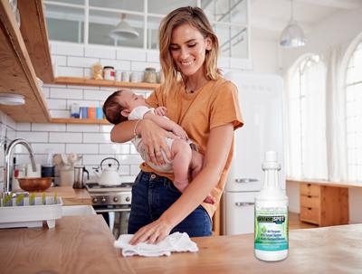 Safe for Mom - nanoSPOTMAXX